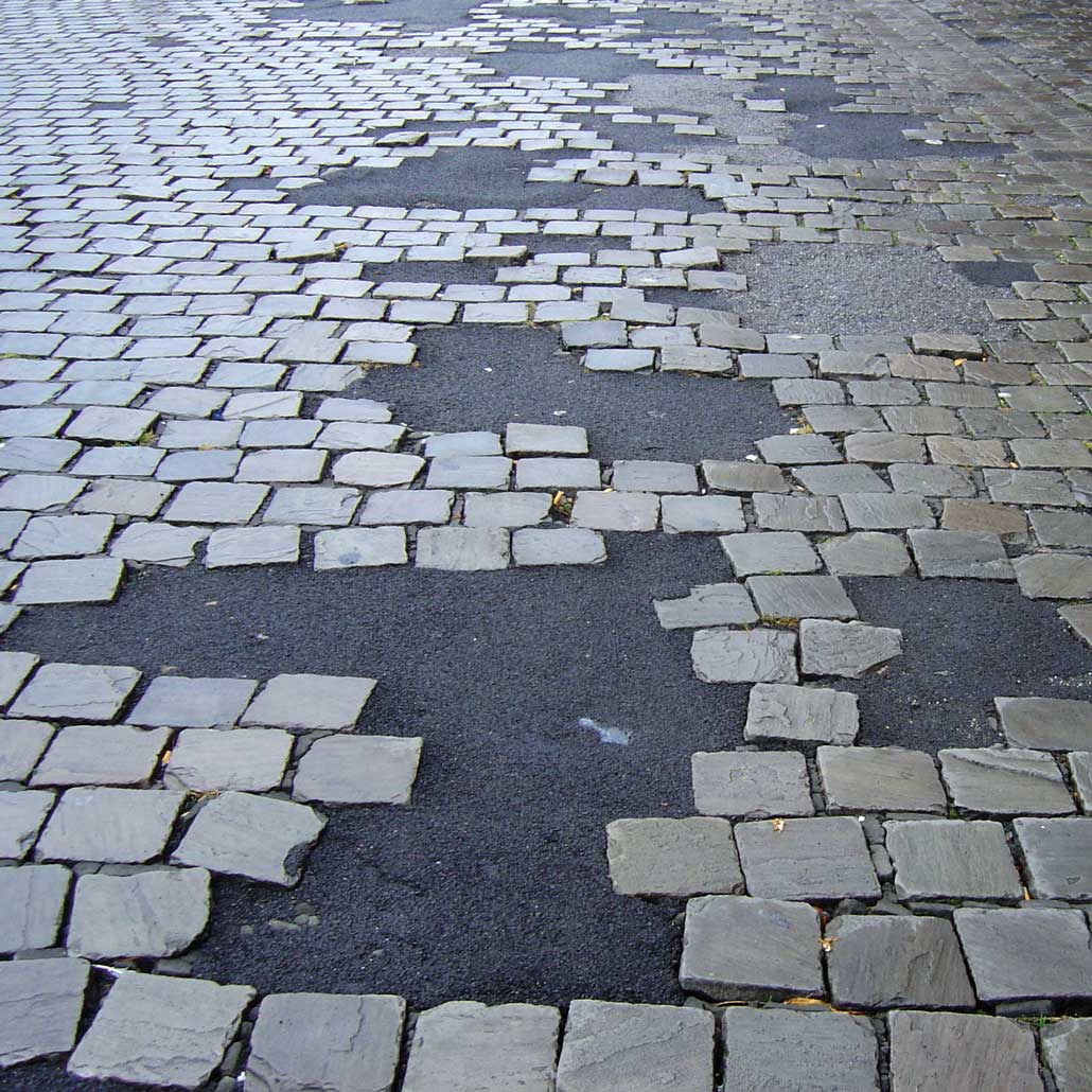 Paving problems Antwerpen
