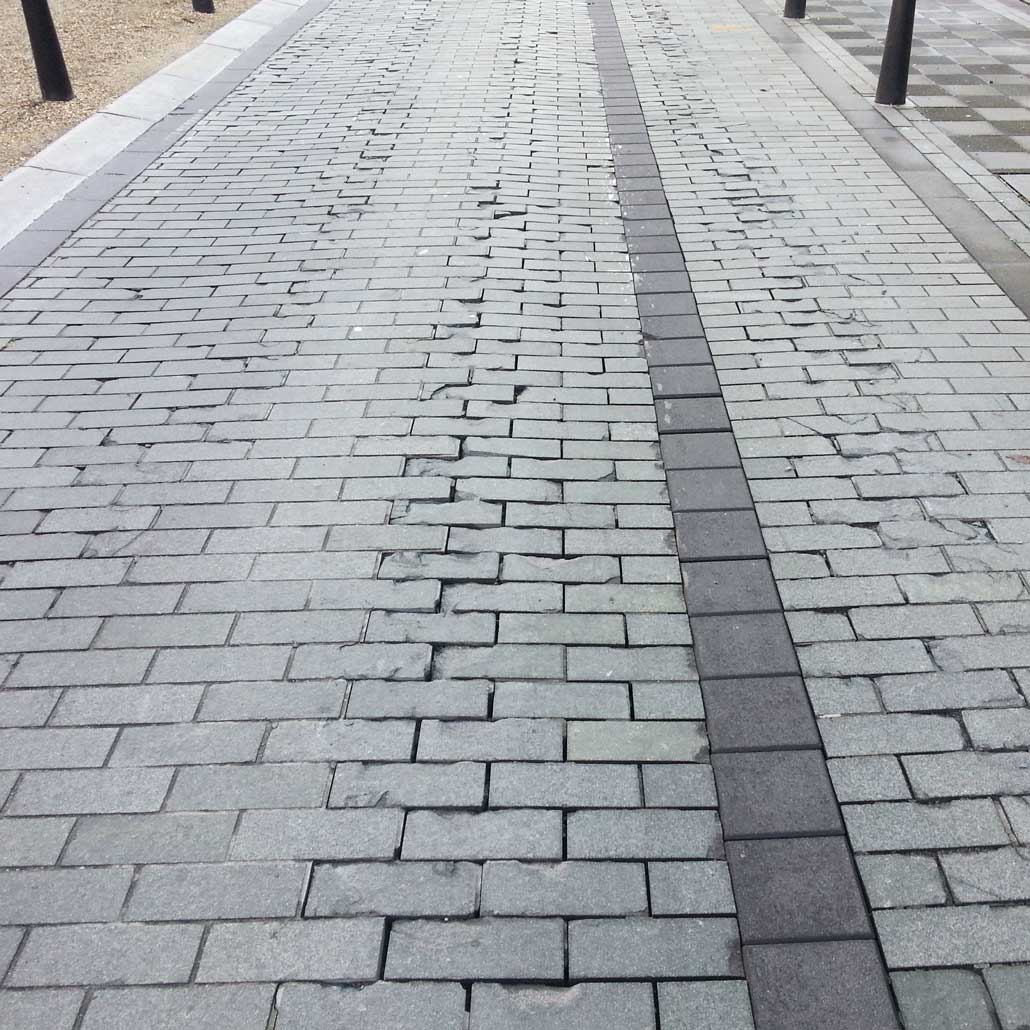 Paving problems Zeist
