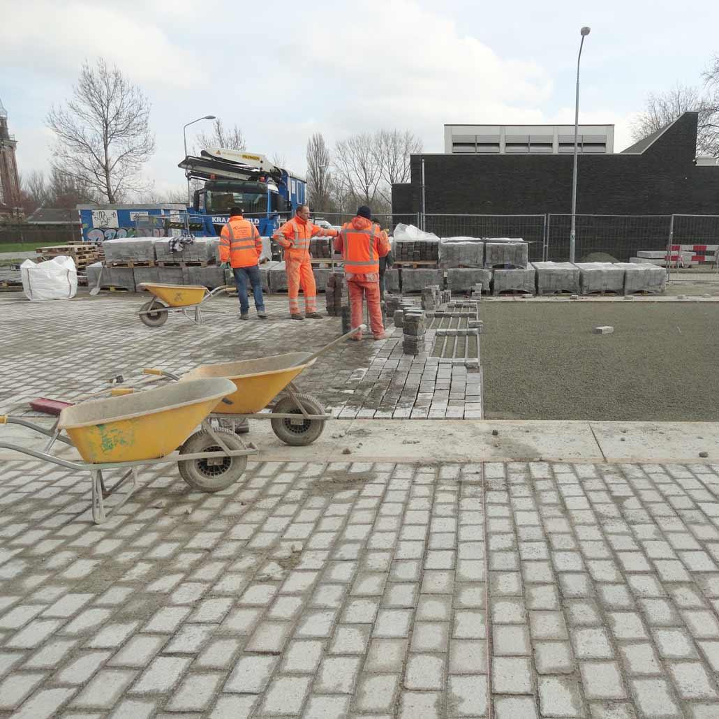 Project ecostone® Dordrecht Energieplein