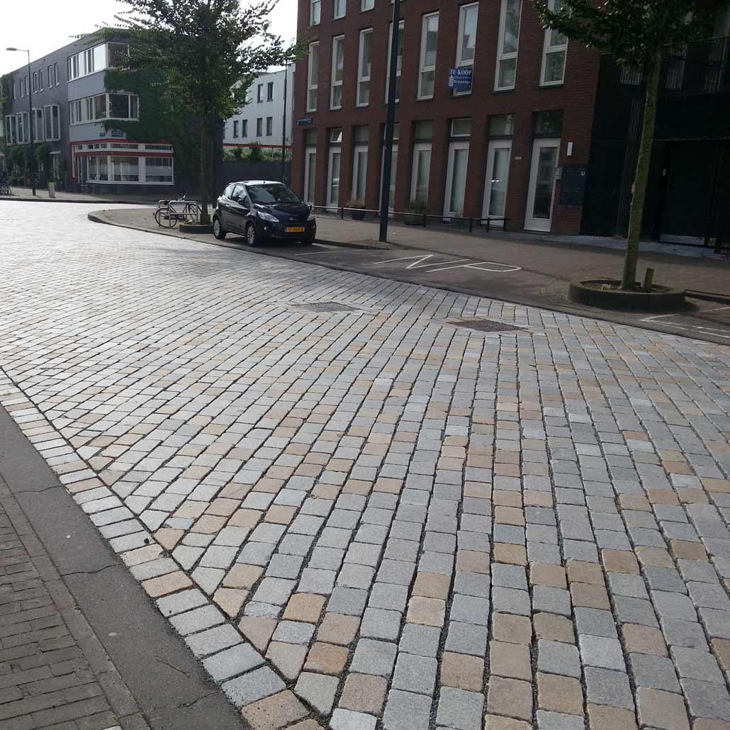 References ecostone® Amsterdam