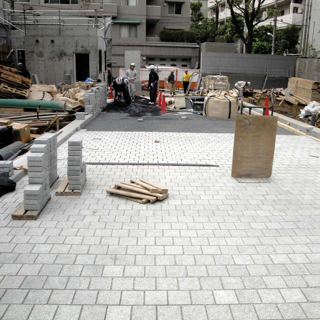 References ecostone® Tokyo