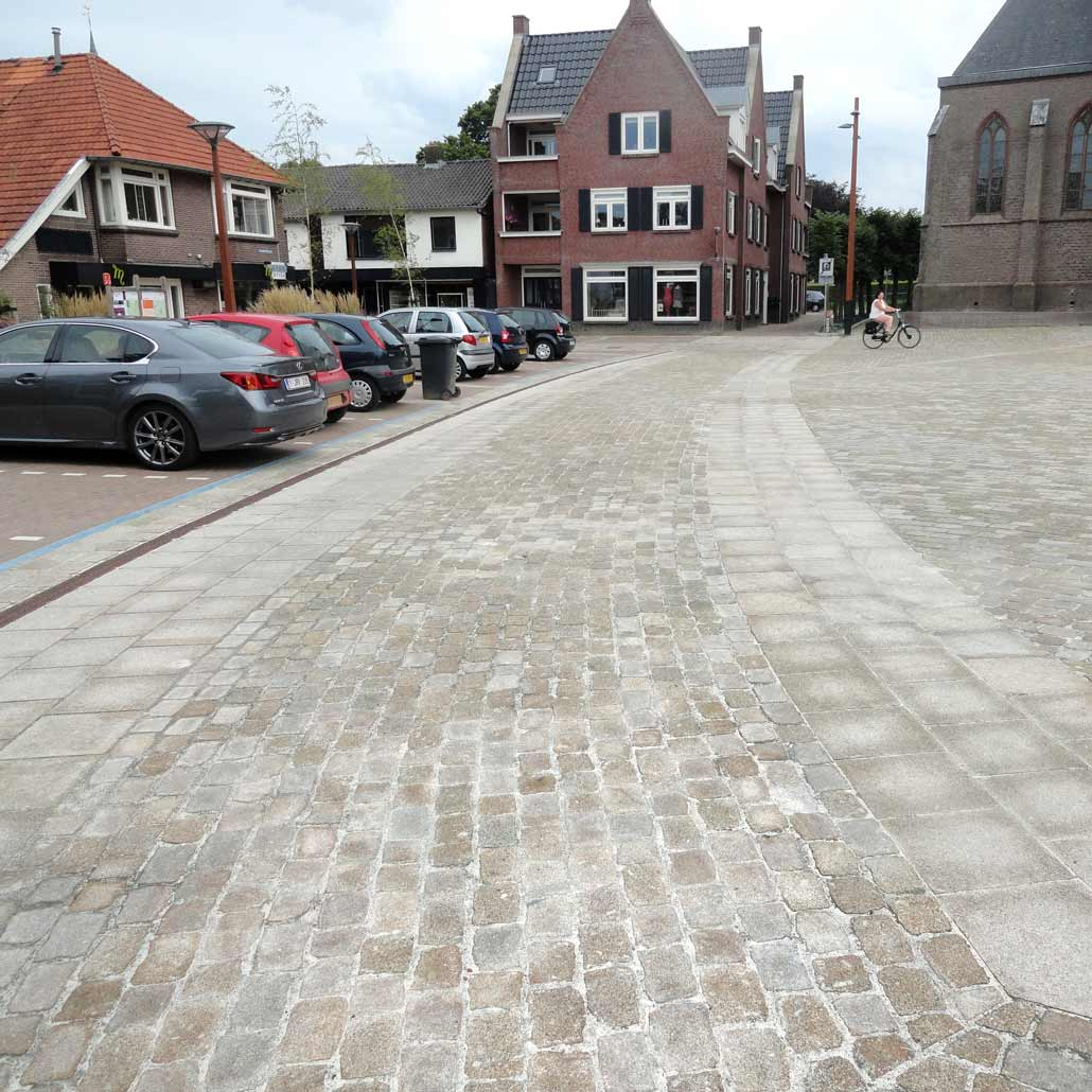 References ecostone® Tubbergen
